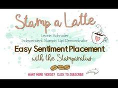 Stamp A Latte - Leon