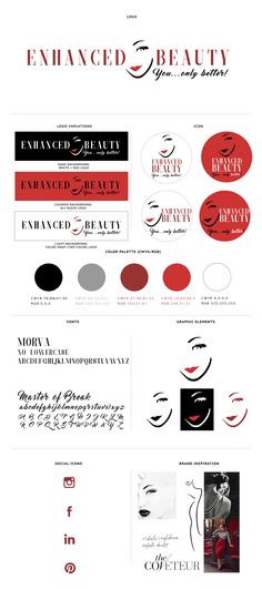7 Best BRANDING BOARDS | Logos by JMo Digital Marketing Solutions