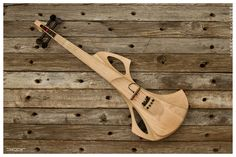 Electric Violin by Marko Magister at Coroflot.com