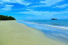 Beautiful and deserted - Tony's Tropical Tours  - Port Douglas, Queensland - TripAdvisor  www.tropicaltours.com.au #explorequeensland #seefarnorthqueensland #queenslandbeaches