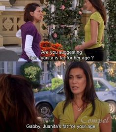 Desperate housewives, I miss this show so much