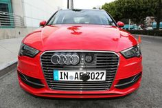 Audi A3 Sportback e-tron Facelift
