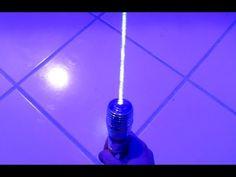 Homemade Light Saber