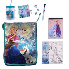 Geanta umar Frozen + Accesorii Lunch Box, Frozen, Marvel, Disney, Home Decor, Character, Bebe, Decoration Home, Room Decor