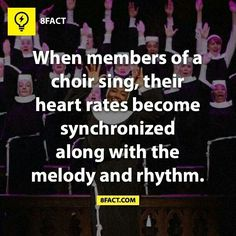 Unless they suck at rhythm..then their heartbeats are probably freaking out.