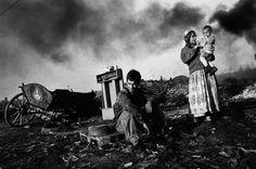 REGBIT1: Os ciganos romenos fotografado Jeremy Sutton-Hibbe...