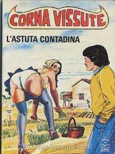 Corna Vissute #5 from Edifumetto