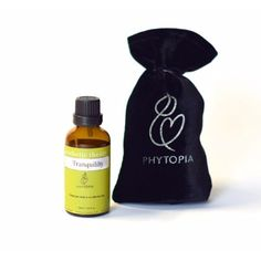 Tranquility Essential Oils for Anxiety & Stress Relief - 100% Pure & Natural - Therapeutic Grade for Calming & Peace - 1.7 fl oz/ 50ml from Phytopia http://amzn.to/1pFU6VZ #PhytopiaUSA #vovcyan