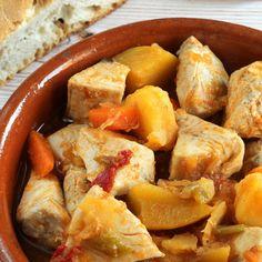 Directo al Paladar - Recetas de cocina y postres. Gastronomía Sweet Potato, Dairy, Cheese, Vegetables, Food, Gastronomia, Crock Pot, Deserts, Cooking Recipes