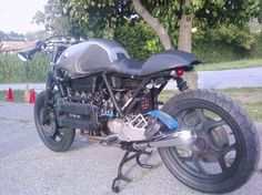 Anybody built a K bike cafe racer? - Page 4 - ADVrider