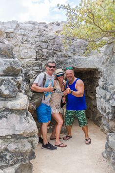 Travelers enjoying our trip! DestinationWE #Tulum #MayanRuins #RivieraMaya #PlayadelCarmen #Mexico #MexicoTourism #Destinations #Travel