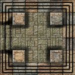 Dungeon Tile 80