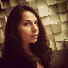 #Selfie in the  #recordingstudio #working on my New #Song now!😘❤ #ErikadeBonis #Erika