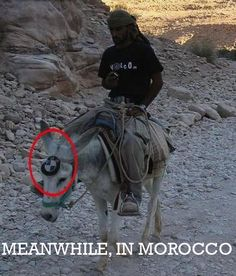 Meanwhile in Marruecos