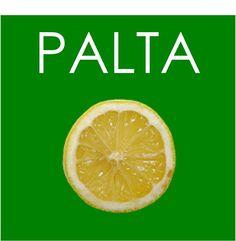 Palta limón.