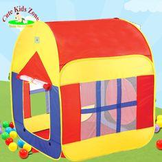 Enfant cadeau promotion enfant jouet tente enfants jeu maison tente de jeu de bébé, Enfant cadeaux ZP2005
