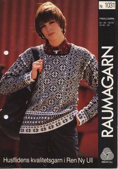 Fair Isle Knitting, Hand Knitting, Norwegian Knitting, Nordic Sweater, Hand Knitted Sweaters, Crochet Art, Pullover, Christmas Sweaters, Vest