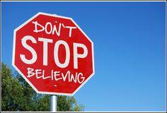 Don't Stop Believin' |