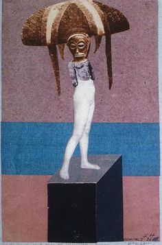 Monument to Vanity II, Hannah Hoch