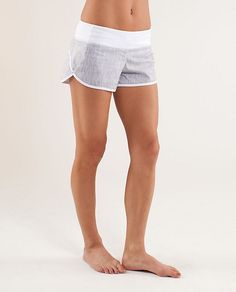 Lululemon Run:Speed shorts work-it-out
