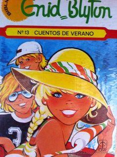 CUENTOS DE VERANO Nº 13 - BLYTON, ENID. ILUSTRACIONES: MARÍA PASCUAL (Libros sin clasificar)