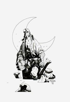 Mike Mignola, Hellboy