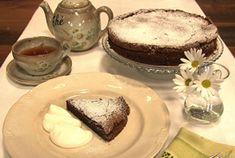 オードリーのチョコケーキ