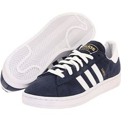 I like these Adidas campus shoes from Zappos.com.  Decent price and pretty much go with anything casual.  Best place to get shoes bar none.  Free shipping as well. Can't beat it.