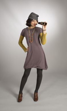 Grub by Aimee G Lavinia Dress AW '13 My worries are gone I have lots to learn About the trail that I'm on