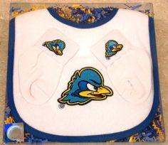 Victory Tailgate Delaware Blue Hens Die-Cut Vinyl Decal