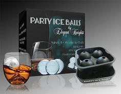 Fill Your Loved One's Socks With These Party Ice Balls By Elegant Knights. https://www.facebook.com/Elegant-Knights-Party-Ice-Balls-640826902706387/