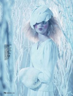 Anoushka Ladewig Marie Claire South Africa July 2014