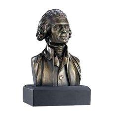 Bust : Thomas Jefferson