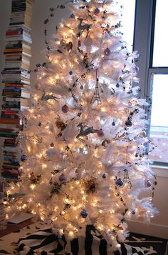 I love Christmas trees, I'm happy with just a pretty tree for Christmas, and the joy of the meaning of Christmas.