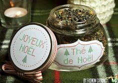 Thé aux épices de Noël