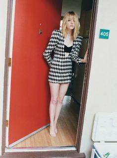 Emma Stone in W Magazine