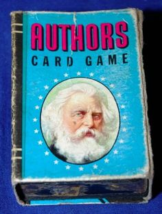 Vintage 1950s AUTHORS A Peter Pan Card Game Mini Deck Cards w Instructions Rare! $10