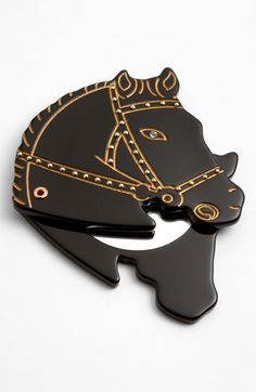 Moschitto Designs 'Horse' Compact | Nordstrom