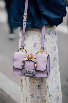 Mi Miu Street Fashion Inspiration & More Details That Make the Difference