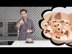Mousse dulcey par Christophe Michalak - YouTube