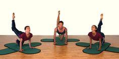 Gyrokinesis Yoga Class
