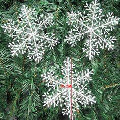 Christmas Showcase Windows Decals Tannenbaum Snowflakes Decoration KTV PUB Festival Accessories