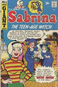 Sabrina the Teenage Witch (1971 1st Series) 6