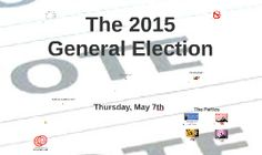 Simple Guide to the UK General Election for Primary Schools - Ideal for assemblies