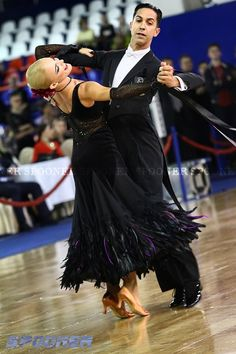 Emanuel Valeri and Tania Kehlet - WDSF PD Open 2016