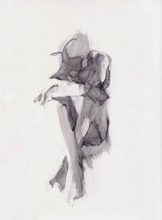 Portermoto//: figure study by Karen Darling
