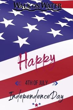 Enjoy your day celebrating our nations independence day! #IndependenceDay #4thofJuly Happy 4 Of July, 4th Of July, Walk On Water, Days Of The Year, Independence Day, Special Day, Diwali, 4th Of July Nails, July 4th