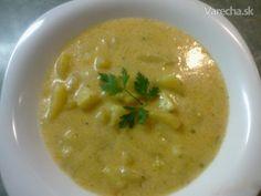 Cukinovo-zemiakový prívarok (fotorecept)