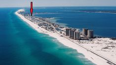 Why We Love Pensacola Beach Rv Resort In Florida The Roving - To The Western End Of The Island Sits The Town Of Pensacola Beach A Wonderful Seaside Destination For Anyone Who Loves Hanging Out At The Beach Right In The Middle Of Town Sitting On The Soun # Florida Campgrounds, Florida Resorts, Florida Vacation, Florida Travel, Florida Beaches, Beach Resorts, Rv Travel, Beach Travel, Travel Destinations