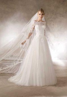 LA SPOSA HALOKE Wedding Dress - The Knot